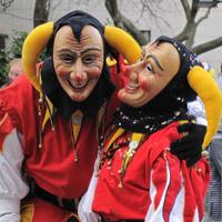 Tous les ans, Strasbourg vibre au rythme du carnaval,