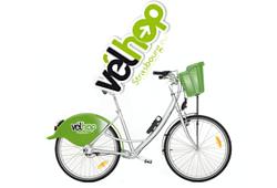 Vélhop, idéal pour visiter strasbourg lors d'une location courte durée pas chers !