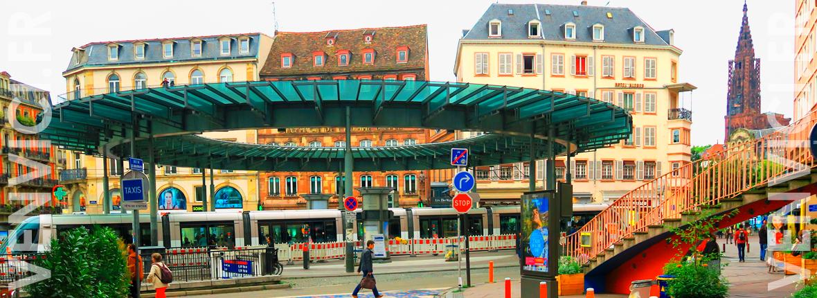 Strasbourg Airbnb Venvici.fr : Place Homme de Fer