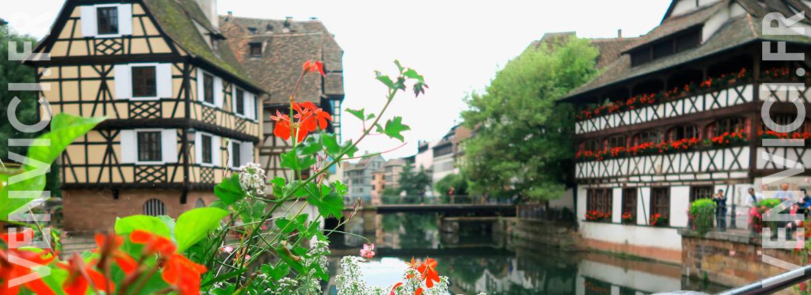Strasbourg Airbnb Venvici.fr : Petite France